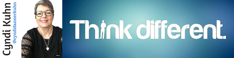 Cyndi Kuhn: Think Different